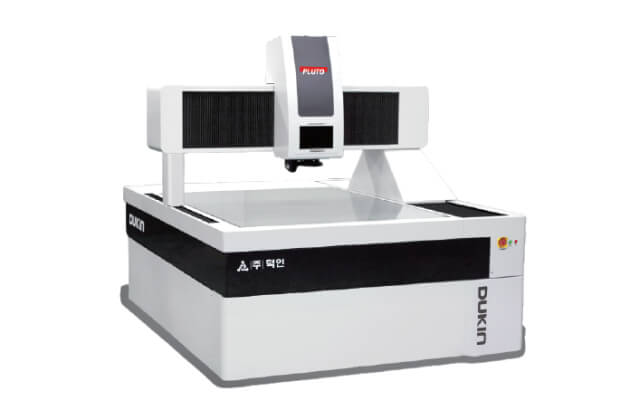 Máy đo 3D CMM không tiếp xúc cỡ vừa Dukin PLUTO 8101