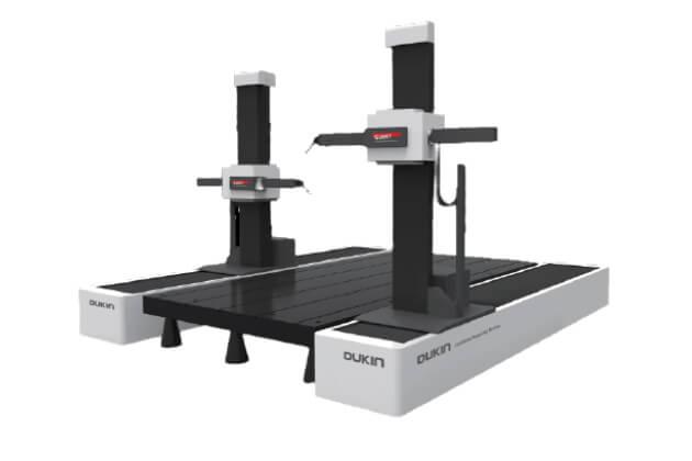 Máy đo 3D CMM cánh tay ngang Dukin GIANT