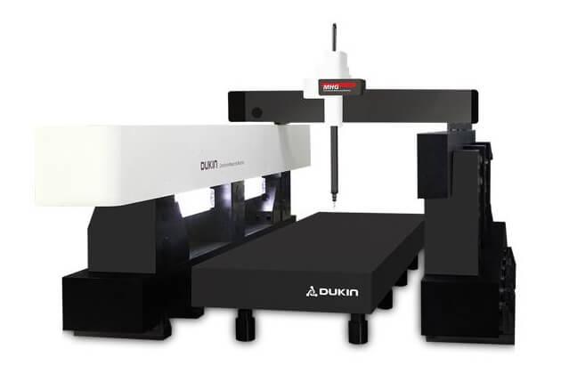 Máy đo 3D CMM cỡ lớn Dukin MHG