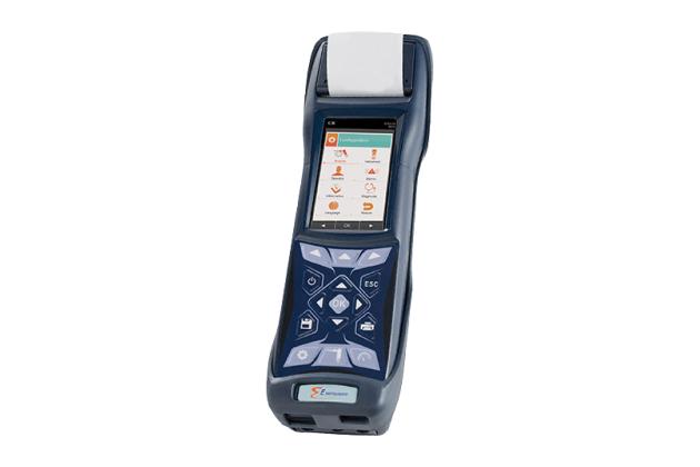 Máy đo khí đốt và khí thải công nghiệp cầm tay E4500