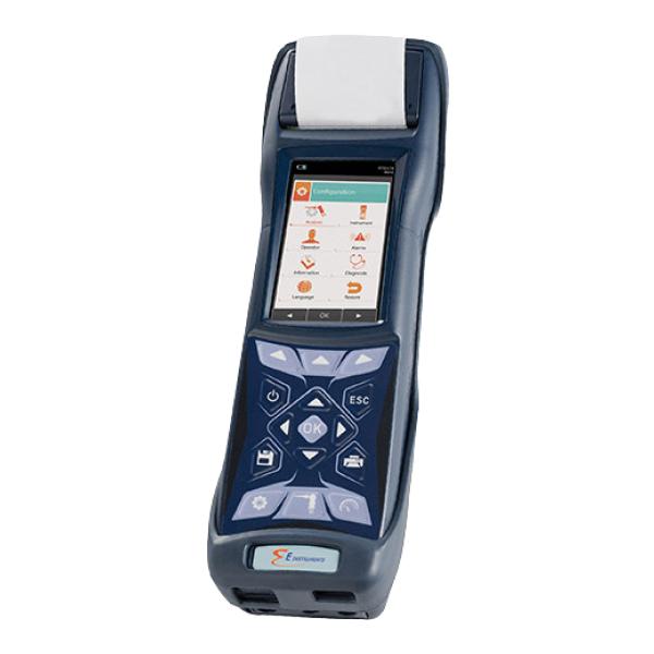 Máy đo khí thải công nghiệp cầm tay E6000_1