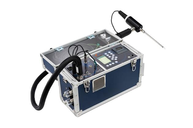 Máy đo khí thải di động E9000