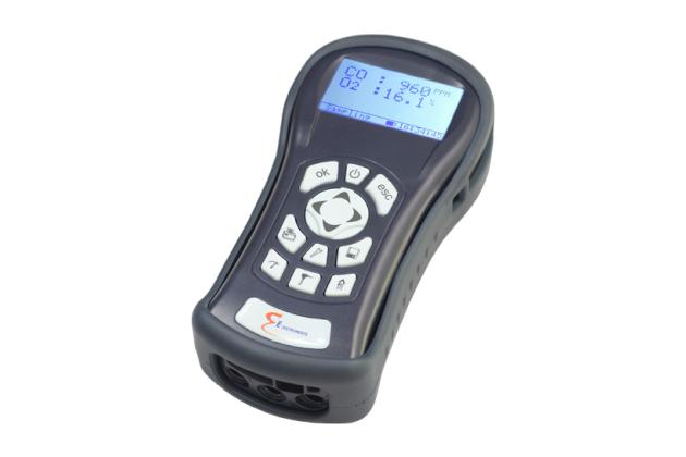Máy đo khí thải xe nâng và xe sử dụng động cơ loại nhỏ F900