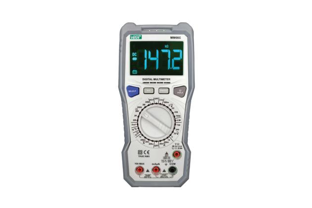 Đồng hồ vạn năng kỹ thuật số Futronix MM66C