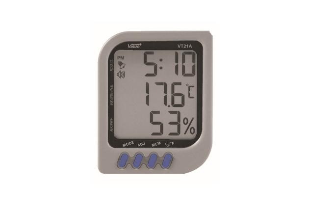 Nhiệt ẩm kế điện tử Futronix VT21C