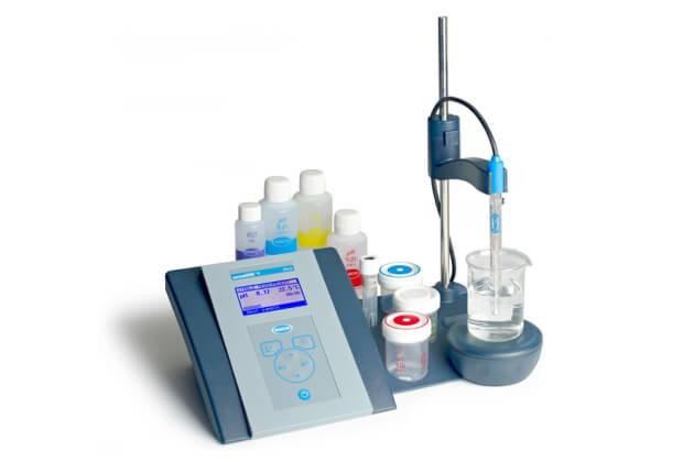 Bộ thiết bị đo pH để bàn cơ bản Hach Sension+ PH3