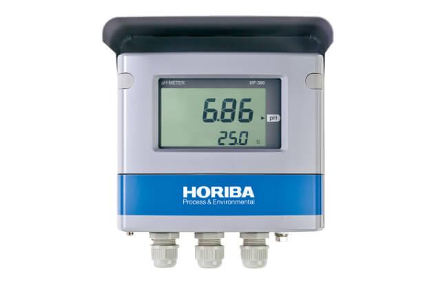Bộ kiểm soát pH/nhiệt độ Horiba HP-300