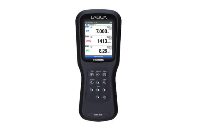 Máy đo chất lượng nước cầm tay Horiba LAQUA WQ-330-K