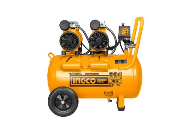 Máy nén khí không dầu INGCO ACS215506T