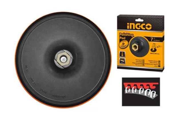 Đĩa cao su đánh bóng INGCO APP0111801