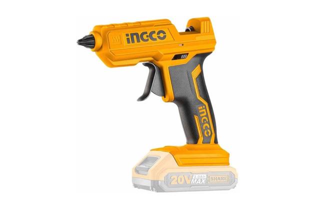 Súng bắn keo dùng pin INGCO CGGLI2001