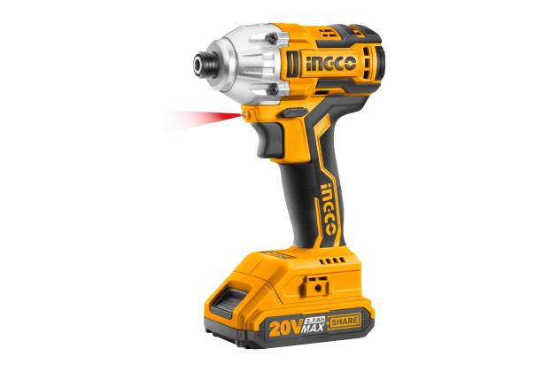Máy bắn vít dùng pin INGCO CIRLI2002