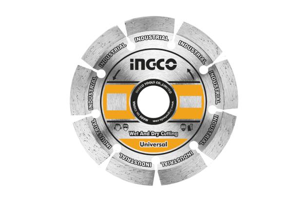 Đĩa cắt gạch khô INGCO DMD011802