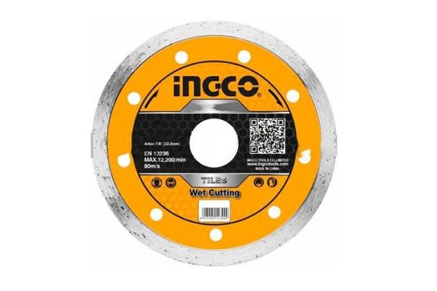 Đĩa cắt gạch ướt INGCO DMD021802M