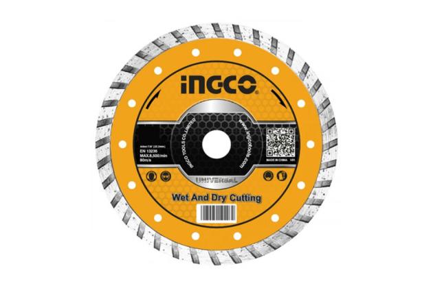 Đĩa cắt gạch siêu mỏng INGCO DMD031801HT