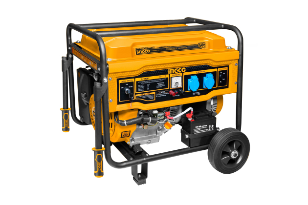 Máy phát điện dùng xăng INGCO GE55003