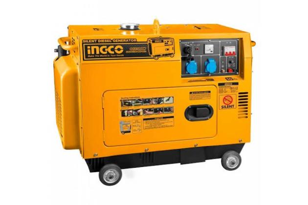 Máy phát điện dùng dầu diesel INGCO GSE30001