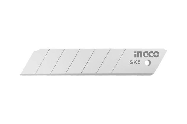 Bộ 10 lưỡi dao INGCO HKNSB181