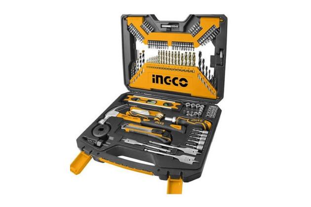 Bộ dụng cụ 120 chi tiết INGCO HKTAC011201