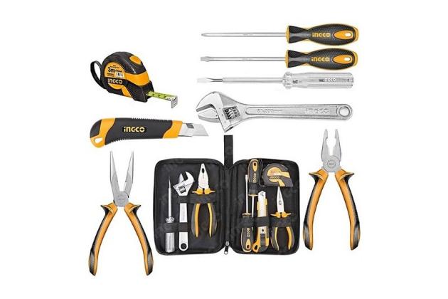 Bộ dụng cụ cầm tay 8 chi tiết INGCO HKTH10808