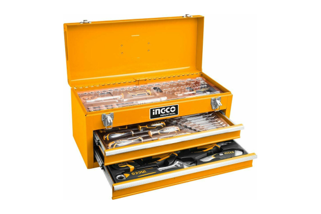 Hộp đồ nghề 97 món dụng cụ INGCO HTCS220971