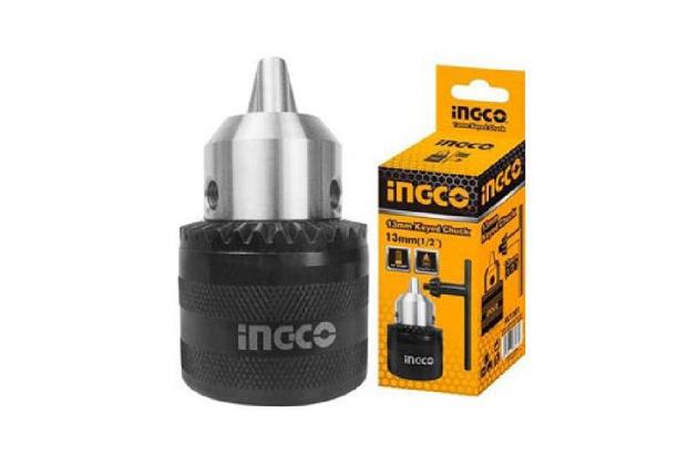 Đầu khoan không răng 13 mm INGCO KC1302W