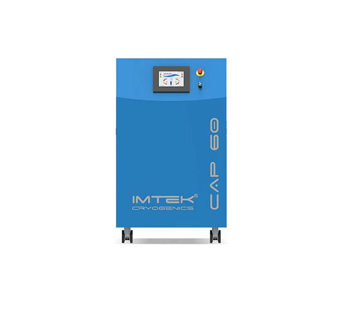 Máy sản xuất Argon lỏng Imtek Cryogenics CAP