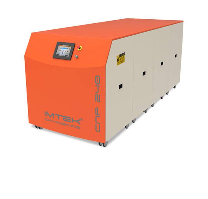 Máy sản xuất Nitơ lỏng Imtek Cryogenics CNP_4