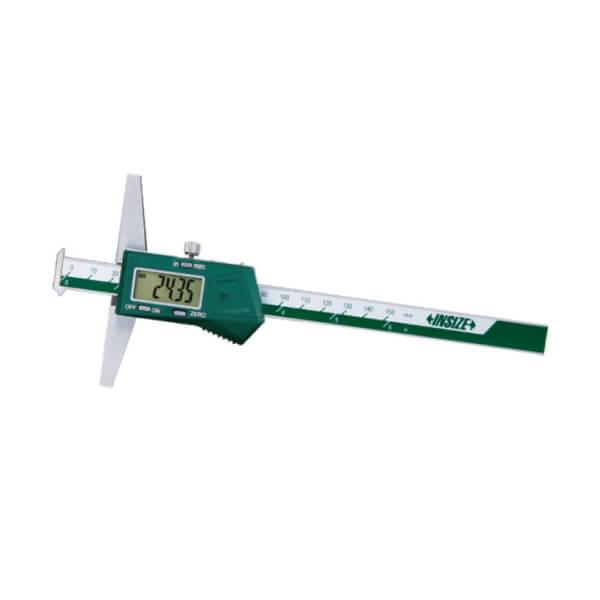 Thước đo sâu điện tử loại 2 ngàm móc (không chống nước) Insize 1144_0