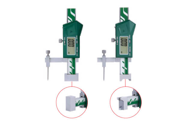 Thước đo cao điện tử mini Insize 1146_1