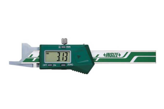Thước đo cạnh vát điện tử Insize 1180_1
