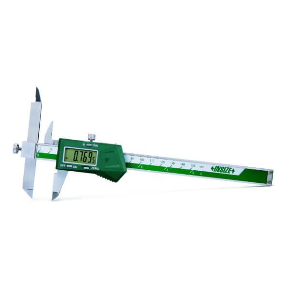 Thước kẹp điện tử mỏ điều chỉnh Insize (Không chống nước) 1186_0