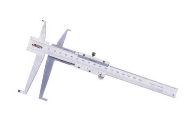 Thước kẹp cơ khí đo lỗ trong Insize 1199-150
