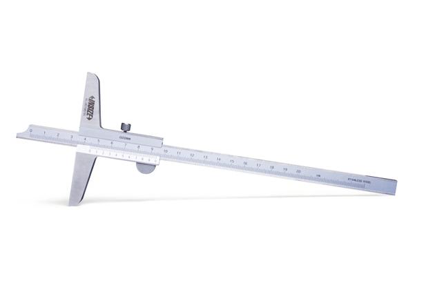 Thước đo sâu cơ khí (loại tiêu chuẩn) Insize 1240