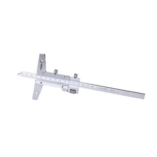 Thước đo sâu cơ khí có vít tinh chỉnh Insize 1249_0