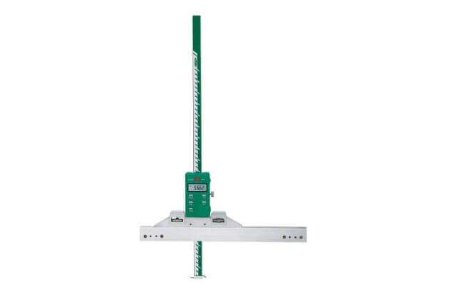 Thước đo độ sâu điện tử 2 ngàm móc Insize 1540-300