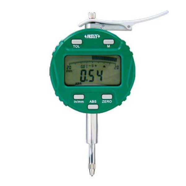 Đồng hồ so điện tử với đòn bẩy nâng Insize 2109_3