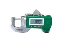 Đồng hồ điện tử đo độ dày vật liệu Insize 2166
