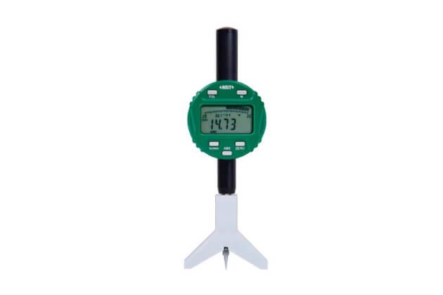Đồng hồ đo độ sâu điện tử Insize 2182-25