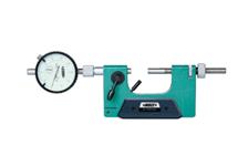 Đồng hồ cơ khí đo độ dày vật liệu Insize 2184