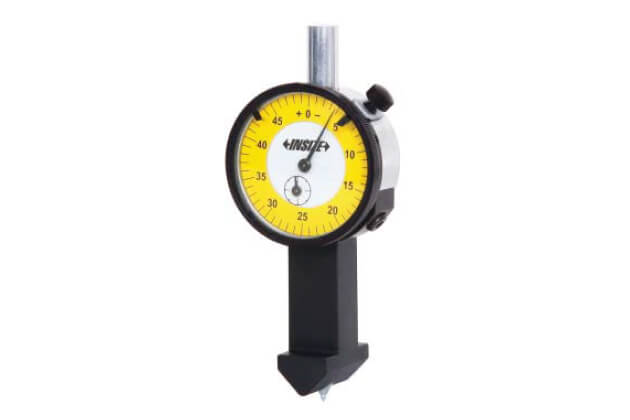 Đồng hồ đo chiều cao ren Insize 2232