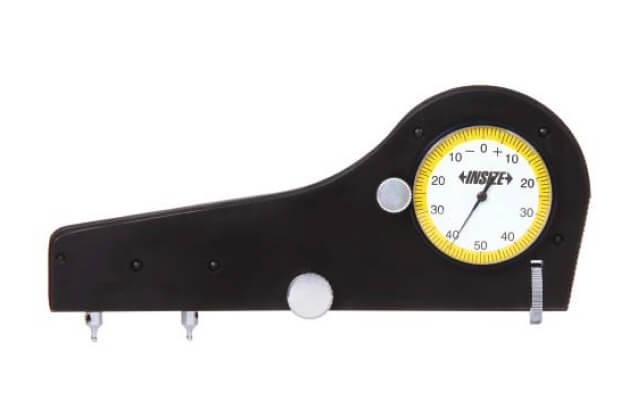 Đồng hồ đo bước ren trong Insize 2235