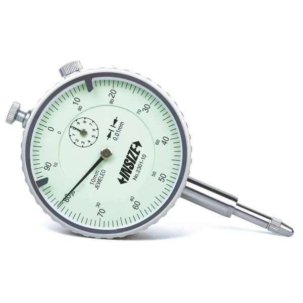 Đồng hồ so cơ khí loại cơ bản Insize 2301_3
