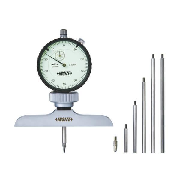 Thước đo sâu đồng hồ Insize 2342_0