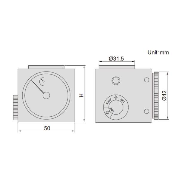 Dụng cụ sét 0 (sét Z) Insize 2397_2