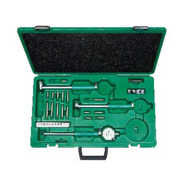Set đồng hồ đo lỗ cơ khí Insize 2824_2