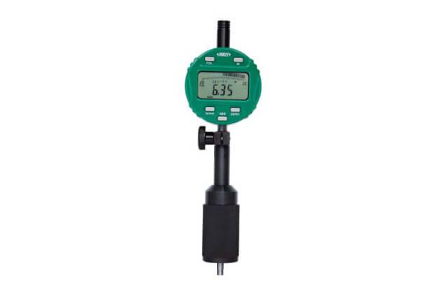 Đồng hồ đo cao cạnh vát điện tử Insize 2944_1