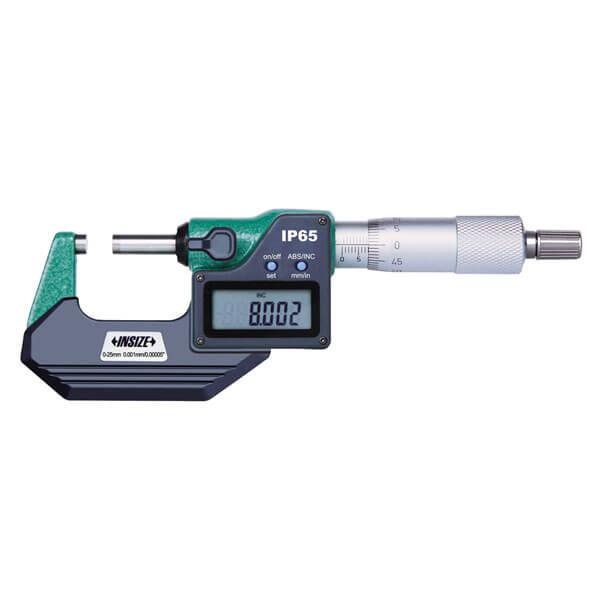 Panme điện tử đo ngoài Insize 3101_2