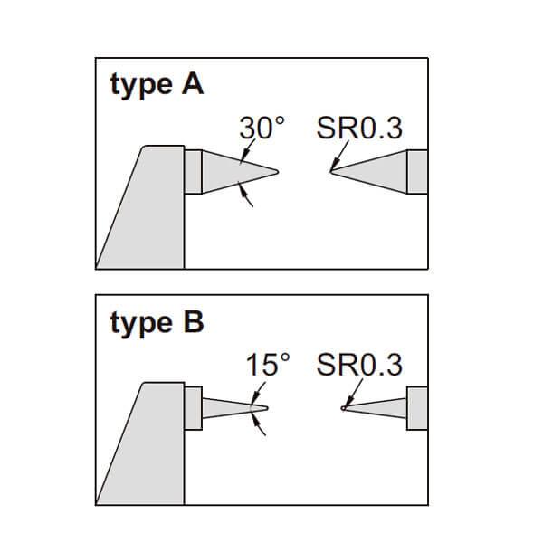 Panme điện tử đo điểm Insize 3530_4