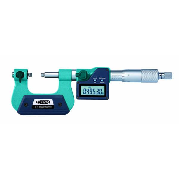 Panme điện tử đo đường kính chân ren Insize 3581_2